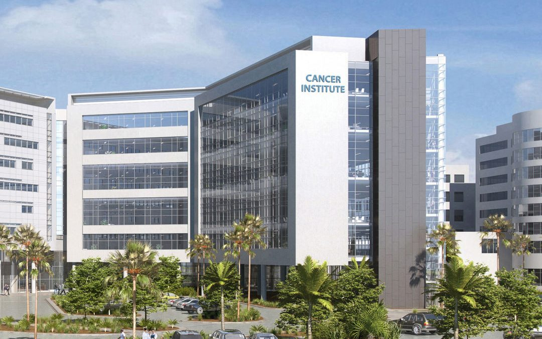 Sarasota Memorial Breaks Ground on New Cancer Tower