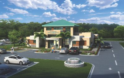 Halfacre Construction Breaks Ground on New Lakewood Ranch Veterinary Clinic