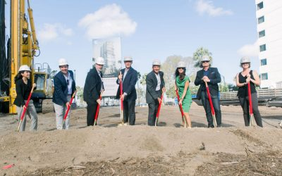 EPOCH, a New Condo Building, Breaks Ground in Downtown Sarasota