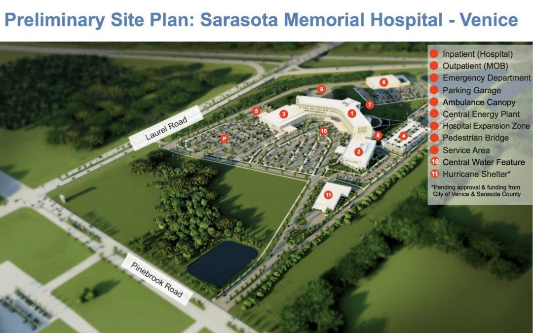 City Gives Green Light to Sarasota Memorial Hospital-Venice Development Plans