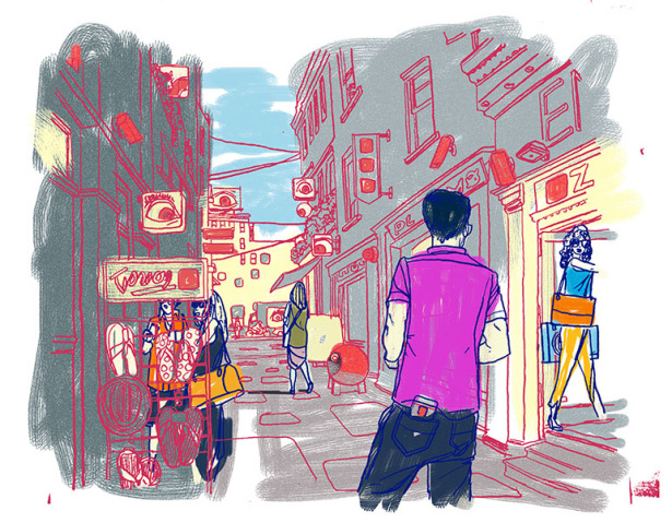 Leaving Tracks: How Malls Track Shoppers Inside and Outside Its Doors