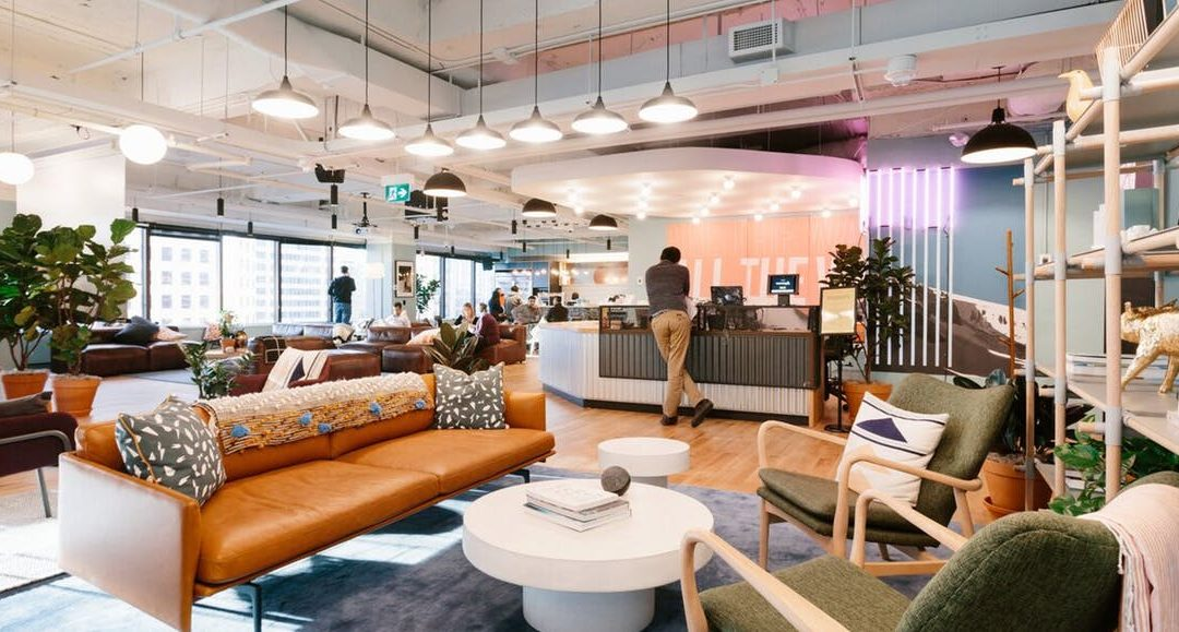 Coworking vs  Traditional Office: Are You Paying Too Much