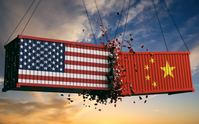 CoStar Economy: Trade War Looms Over Fed Deliberations