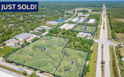 SVN Commercial Advisory Group manages Sale of 10+/- Acres in North Port