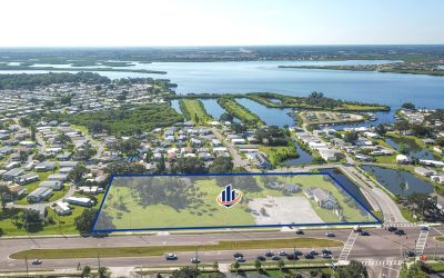 SVN Commercial Advisory Group manages sale of $2.2 million, 4.6 Acres of Vacant Land in Ellenton, FL.