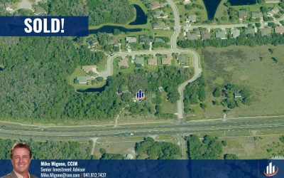 SVN Commercial Advisory Group manages sale of $1.8M Land Development Site in Bradenton