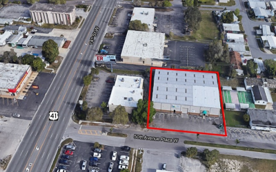 SVN CAG Manages Sale of $1.075M Industrial Building in Bradenton