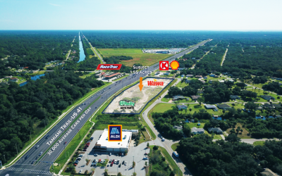 SVN CAG manages sale of 2.16 Acre Ground Lease in North Port