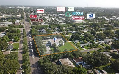 SVN CAG Manages Sale-Leaseback of Stearns Bank Branch in St. Pete