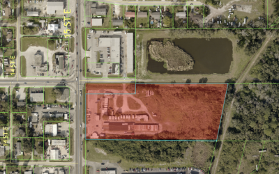 Mark Bower of SVN CAG Manages Sale of 7.25 Acres in Bradenton