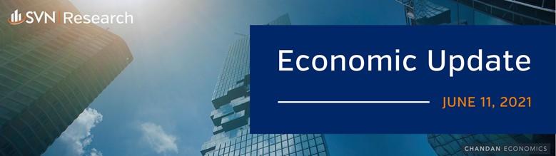 Inflation, Jobs Report, & CRE | Economic Update June, 2021