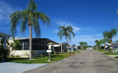 Demand continues to soar for Florida mobile home parks