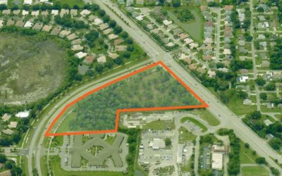 Mike Migone, CCIM Coordinates Purchase of 6.5+ Acres in Venice