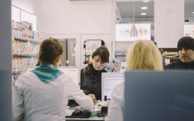 Pharmacy Foot Traffic Hits Pre-Pandemic Levels